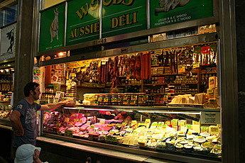 restaurants near queen victoria market melbourne