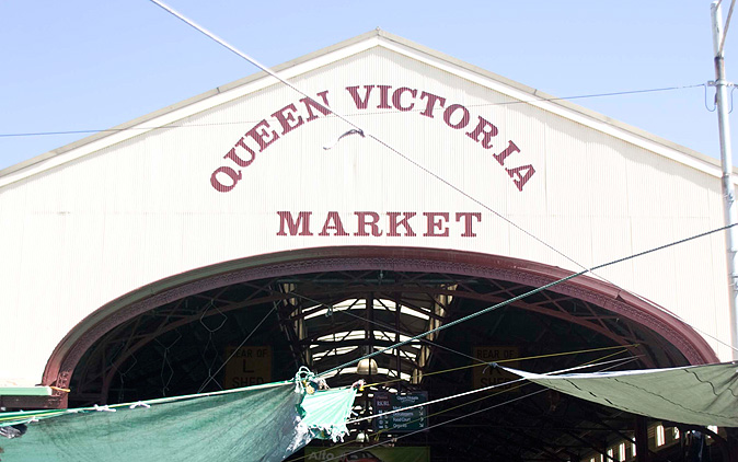 Queen Victoria Markets